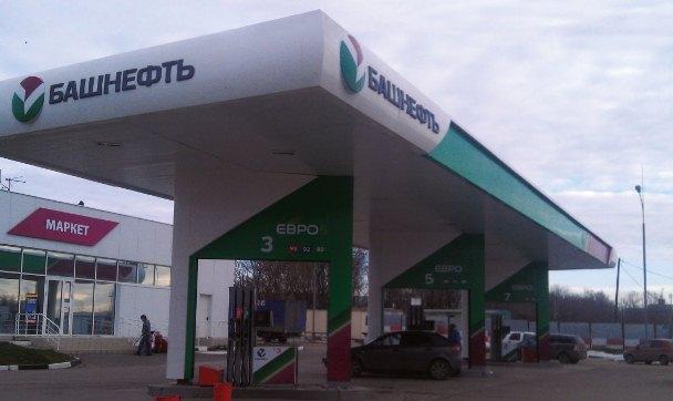 Комплексное оформление автозаправок «Башнефть» в Казани и Набережных Челнах