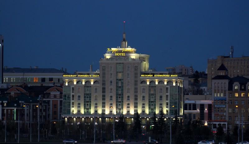 Новый клиент компании «3 АРТ» – отель «Биляр Палас»