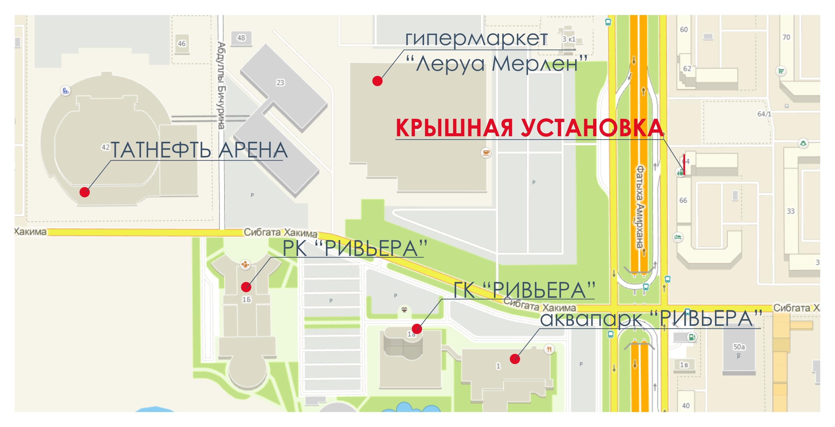 чистопольская 64